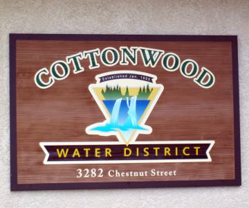 Cottonwood Water District